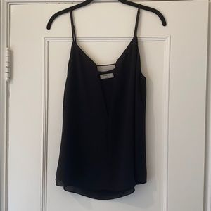 Babaton Camisole with Mesh Deep V